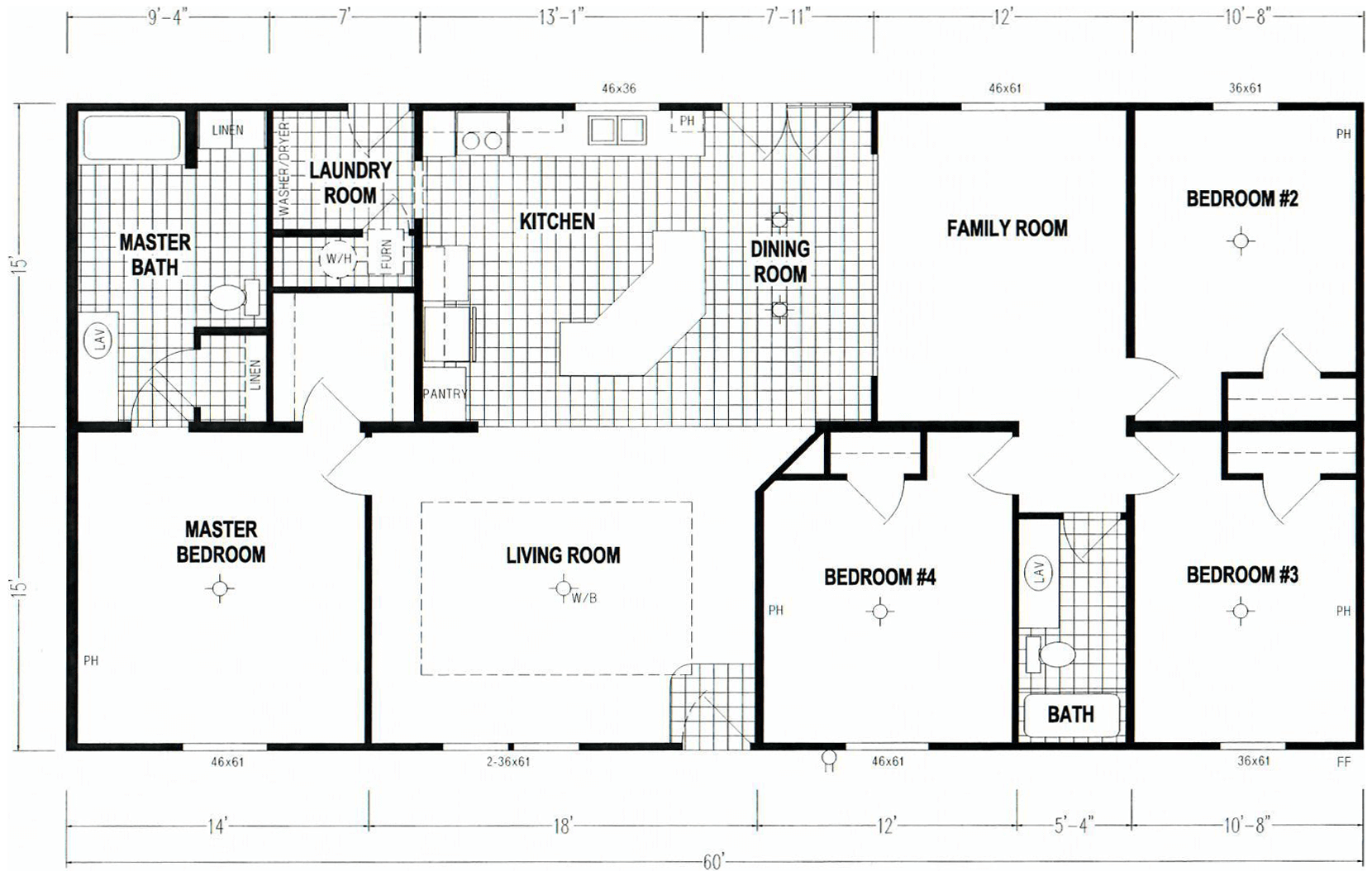GS Courtyard Homes - Floor Plan - The Office